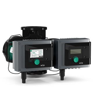 Wilo - Stratos MAXO-D - Akıllı Frekans Konvertörlü Sirkülasyon Pompası