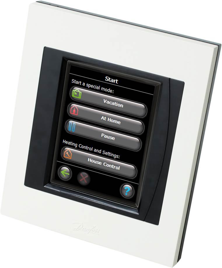 Danfoss link merkezi kontrol ünitesi